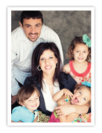 Brook Brown - Homeschool Parent of the Month (September 2012)