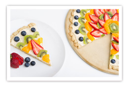 Fun Fruit Pizza