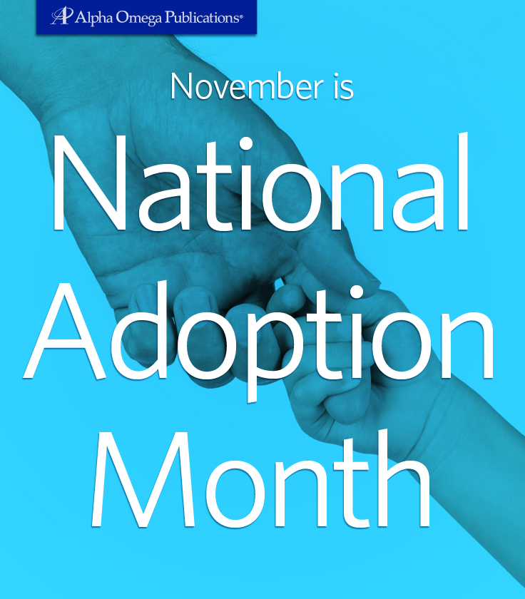 Adoption Answers Couple's Prayers