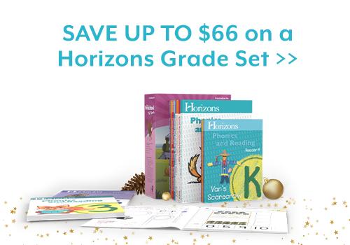 Save on Horizons Grade Sets