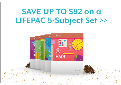 Save on LIFEPAC Complete Grade Sets