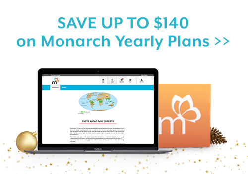 Save on Monarch Yearly Plans