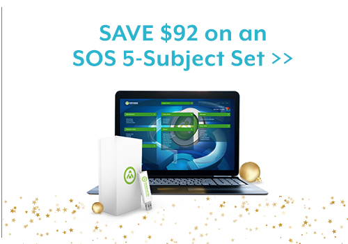 Save on SOS 5-Subject Sets