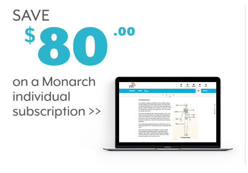 Save $80 on a Monarch individual subscription