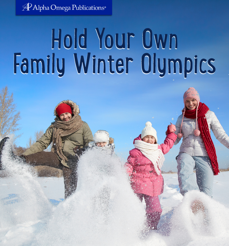 Hold Your Own Family Olympics