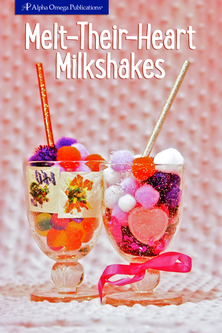 Melt-Their-Heart Milkshakes