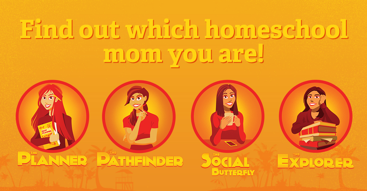 Find out which homeschool mom you are!